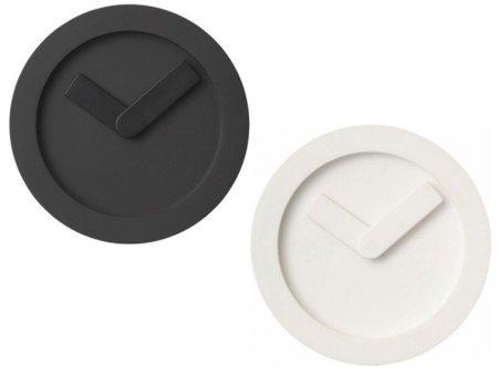 Icon Clock, un sencillísimo reloj de mesa