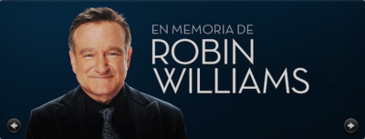 Apple rinde homenaje a Robin Williams con una sección especial en iTunes