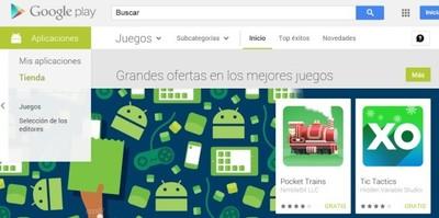 Google Play nos propone ahorrar ¡Tiene rebajas!
