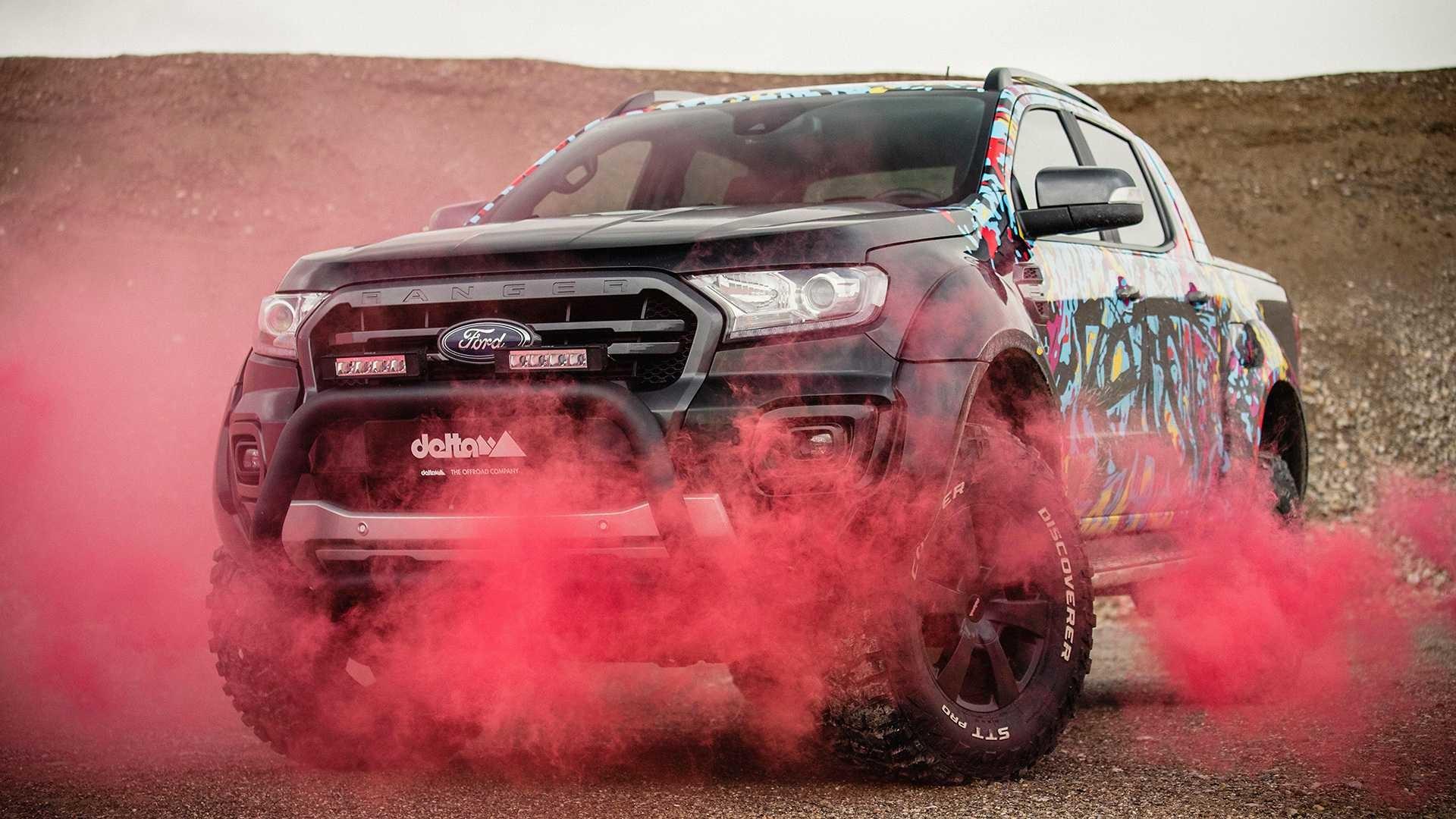 Foto de Ford Ranger por delta4x4 (17/20)