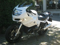 BMW R 1200 ST restyling