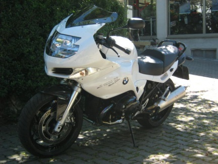 BMW R 1200 ST restyling