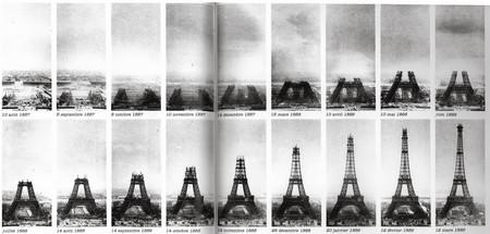 Eiffel Construccion