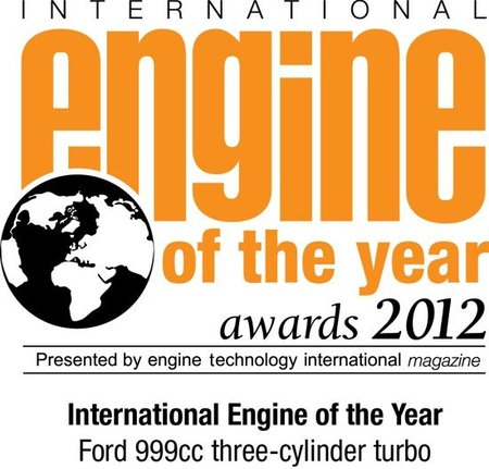 Engine of the Year 2012
