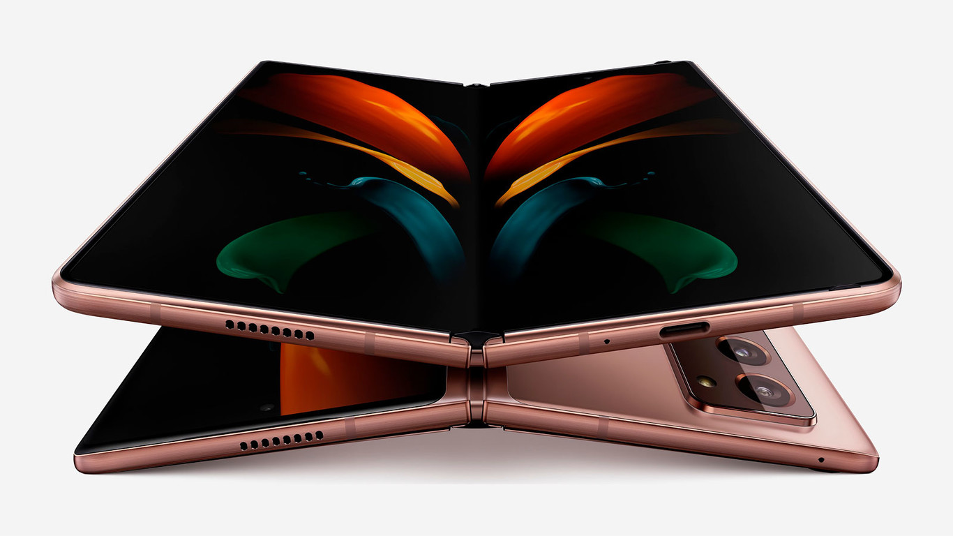 Samsung Galaxy Z Fold 2 5G<br>Mystic Bronze, 256GB