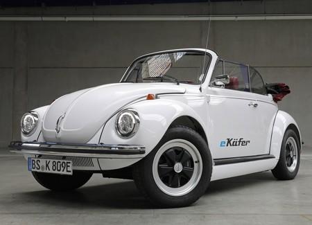 Volkswagen E Beetle Concept 2019 1600 15