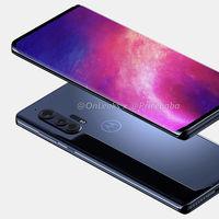 Los Motorola Edge con pantalla curva se presentarán el 22 de abril