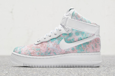 nike air force 1 cenicienta cristal edicion limitada