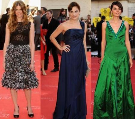 Más alfombra roja en el Festival de Cine de Málaga: looks en la gala de clausura