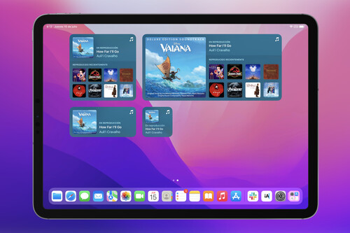 Novedades en la tercera beta de iOS 15 y macOS Monterey: rediseño de Safari, widget de música y más