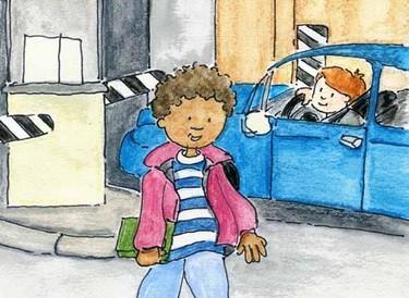 Agendas escolares con consejos sobre seguridad vial