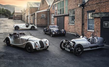 El comprador misterioso de los derechos del Aston Martin Vanquish podría haber sido Morgan