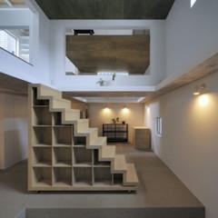 Foto 1 de 14 de la galería casas-poco-convencionales-viviendo-en-una-estanteria-gigante en Decoesfera