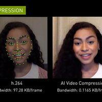 La nueva IA de NVIDIA promete hacer casi perfectas las videoconferencias: más resolución, menos ruido, traducción...