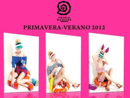 Úrsula Mascaró Primavera-Verano 2012: ¿jugamos al parchís?