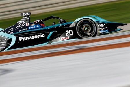 Jaguar Formula E Cheste
