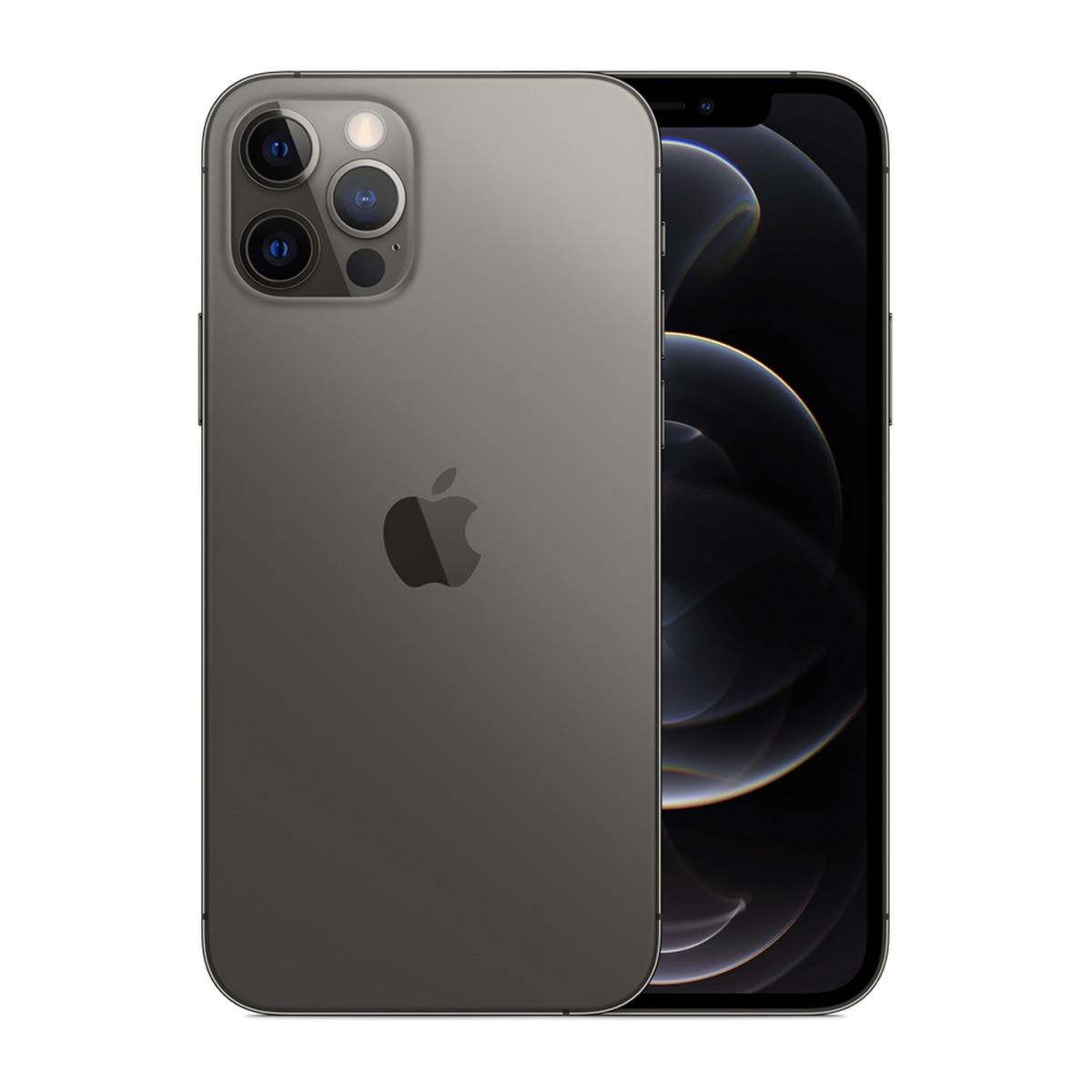 Apple iPhone 12 Pro 128GB negro
