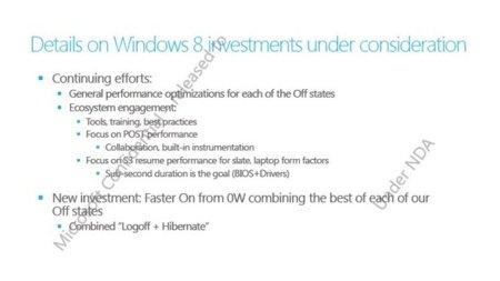 Aparecen más detalles de lo que nos puede traer Windows 8