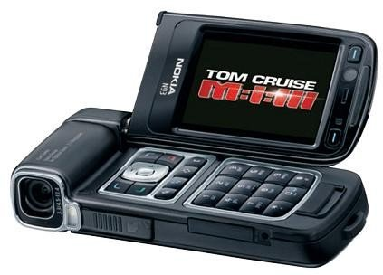 Nokia N93 con M:I:III