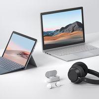 Es oficial: los Surface de Microsoft llegarán a México, comenzando con los nuevos Surface Go 2, Surface Book 3, Earbuds y Headphones 2