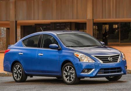 Nissan Versa 2015 listo para Norteamérica