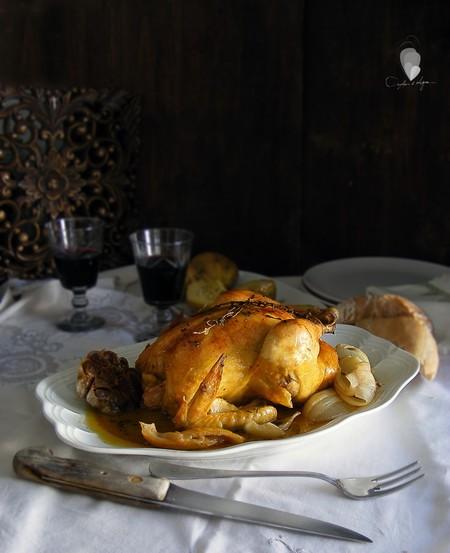 Pollo En Olla De Barro 2w