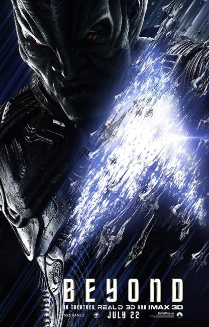 Foto de Carteles 'Star Trek: más allá' (9/12)