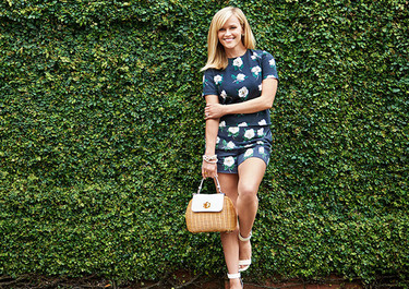 Reese Witherspoon lanza su propia marca, Draper James, y cuelga el cartel de sold out