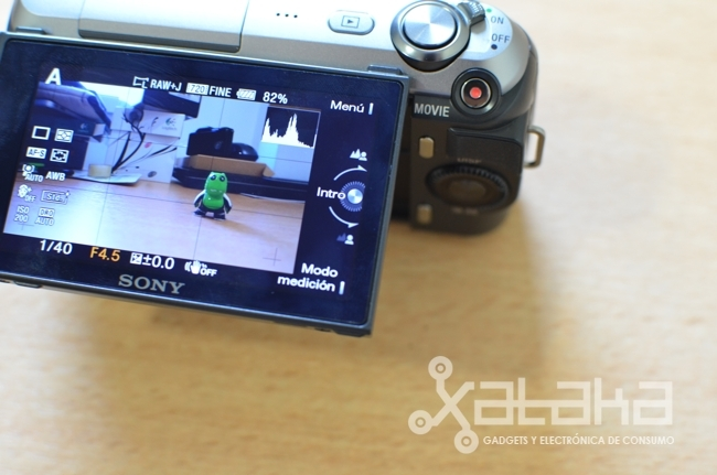 Foto de Sony NEX C3 análisis (8/16)