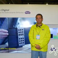 Cobertura por la Feria del Mundo Digital 2015: BenQ