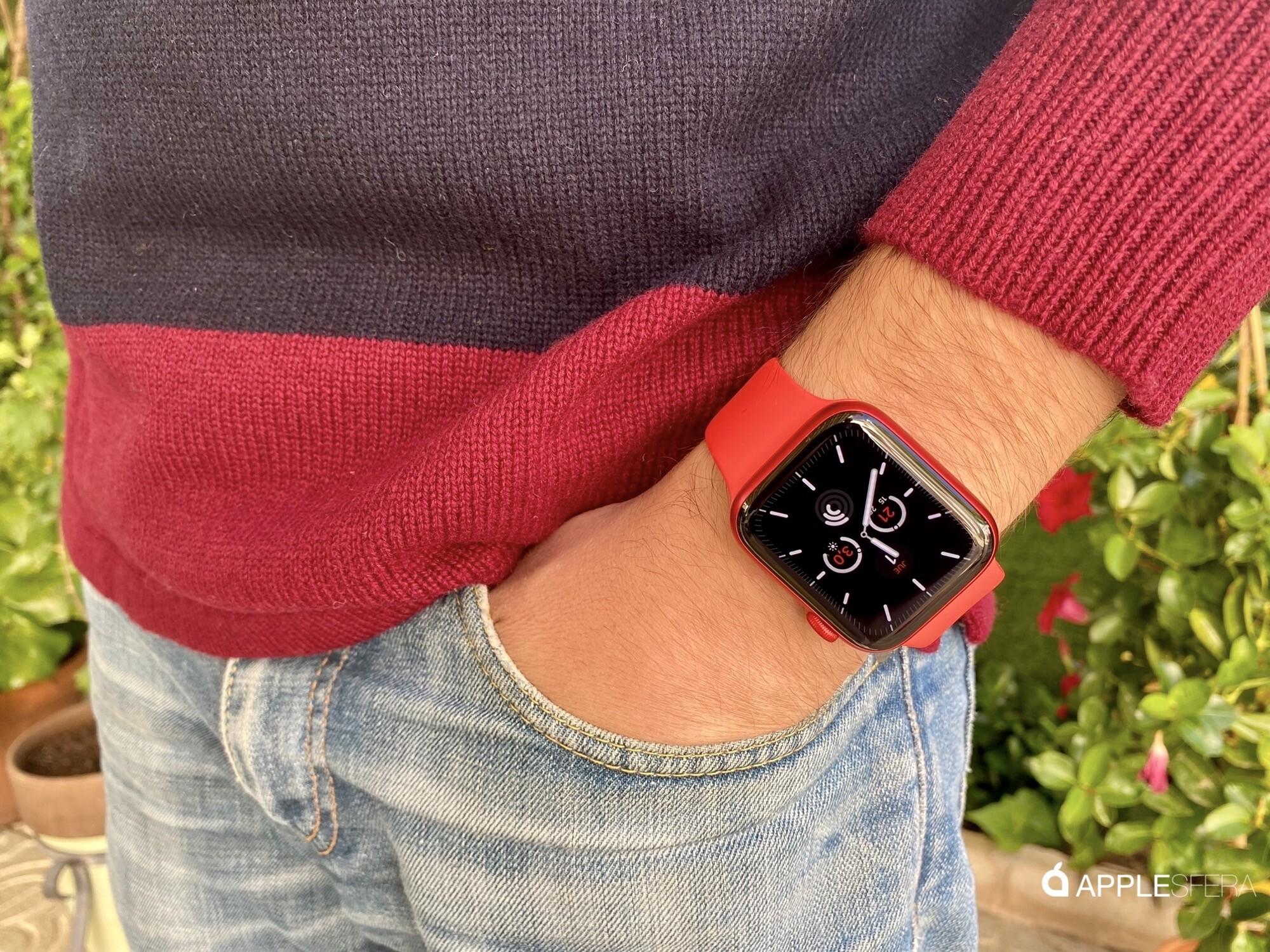 Foto de Apple Watch Series 6 PRODUCT(RED) (11/26)