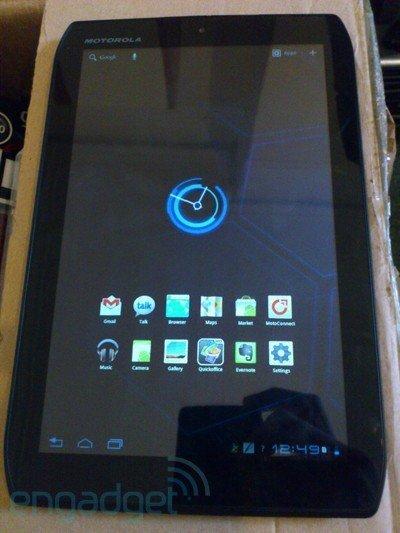 Motorola Xoom 2 se prepara con dos modelos diferentes
