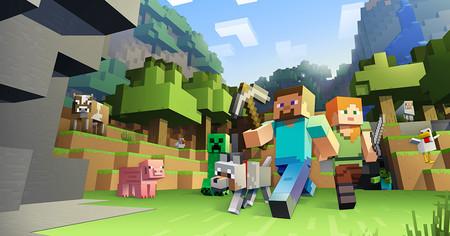 Este jugador ha conseguido pasarse Minecraft sin picar ningún mineral