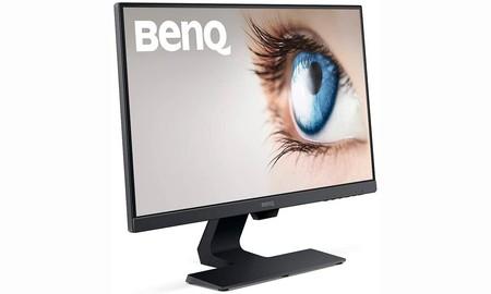 El monitor para PC BenQ GW2480 vuelve a ser un chollo en las ofertas de septiembre de Amazon: lo tienes por sólo 99,99 euros