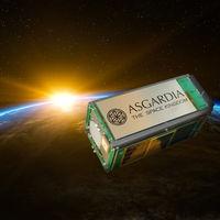 Asgardia ya tiene su primer satélite en el espacio, pero aún no es una nación reconocida y queda mucho por hacer