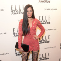 Jessie J Tom Ford Primavera/Verano 2014 Elle Style Awards 2014 red carpet