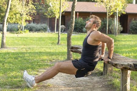 Rutina de ejercicios para bajar de peso hombres de negro