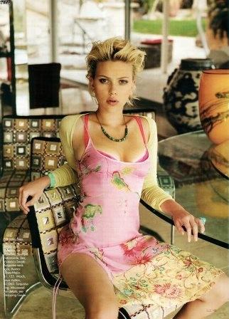 Scarlett Johansson y las infidelidades.