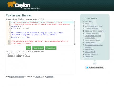 try-ceylon