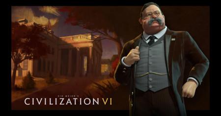 Estas son  las bonificaciones del gobierno de Roosevelt y el sistema de distritos de Civilization VI