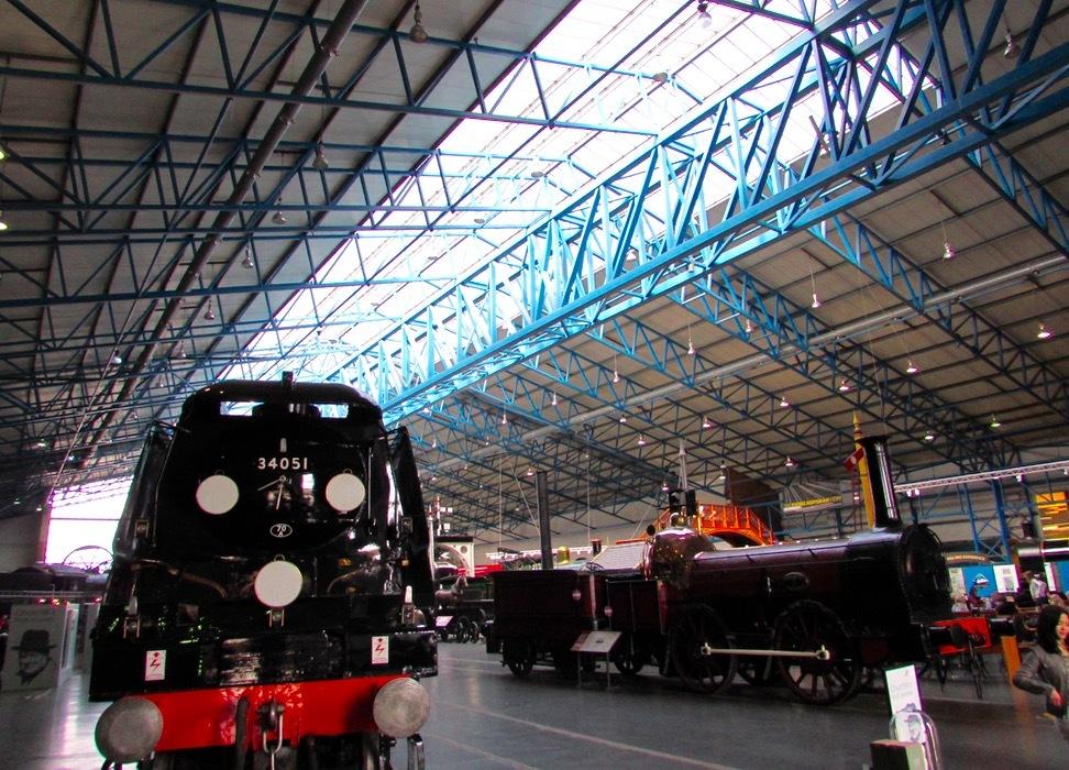 Foto de Museo Nacional Ferrocarril York (6/10)