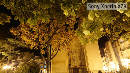 Sony Xperia Xz3 Noche