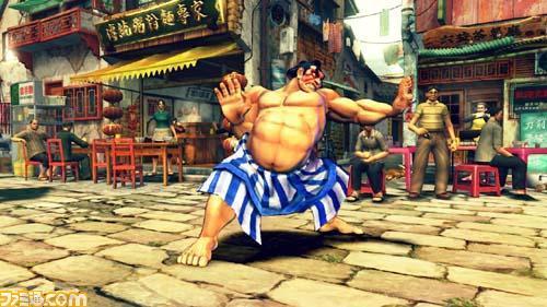 Foto de Street Fighter IV - Famitsu 08012008 (26/45)
