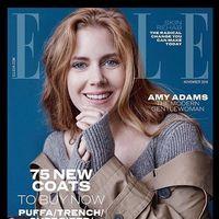 Elle UK: Amy Adams