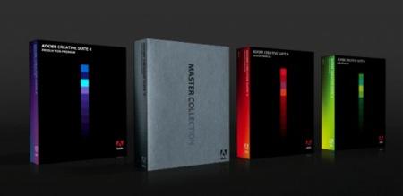 Adobe detalla oficialmente la suite CS4 y la promete para Octubre