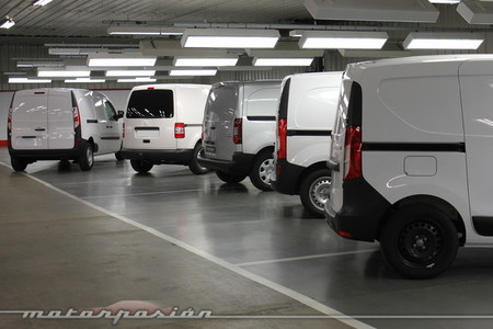 Peugeot Partner Electric - competidores