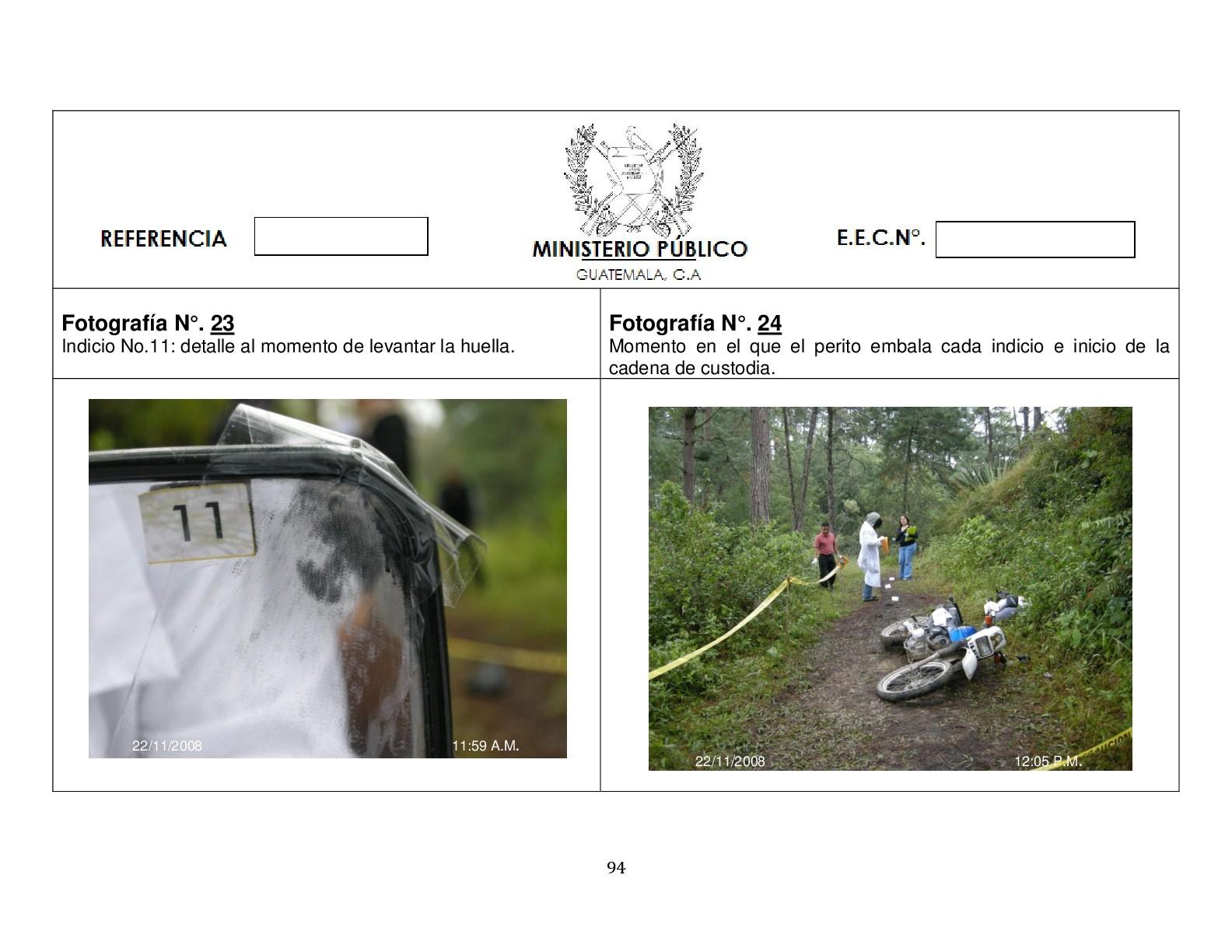 Foto de Simulación balacera contra motorista (12/12)