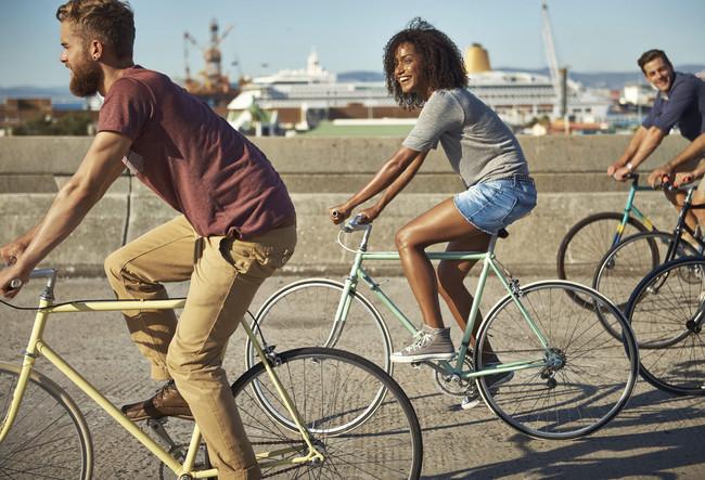BiciMad amplía su servicio con nuevas estaciones: te damos siete razones para moverte en bici por la ciudad