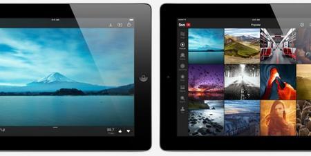 Ya podemos subir nuestras fotos a 500px utilizando la aplicación para iPad y iPhone