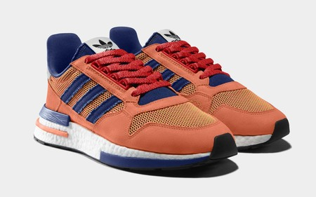 Los sneakers más friki de la temporada los firman adidas originals y Dragon Ball